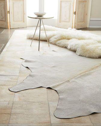 Best Sheepskin Rugs Images On Pinterest Sheepskin Rug Alpaca - Cowhide and sheepskin rugs bathroom