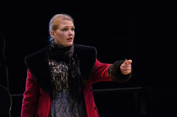 Genevieve Fleming as Nora. Photo by Ryan McDonald  In #ADollsHouse by #Ibsen