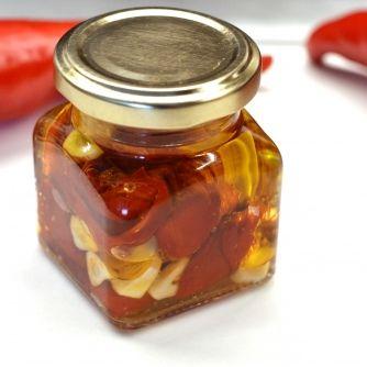 Sült paprika recept olajban