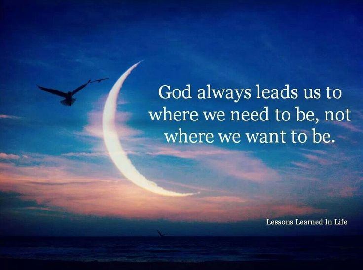 God leads quotes pinterest