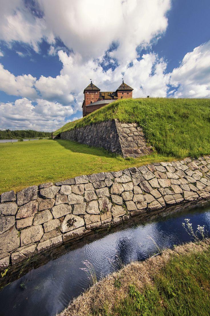 Häme Castle - Häme Castle in Hämeenlinna, Finland.