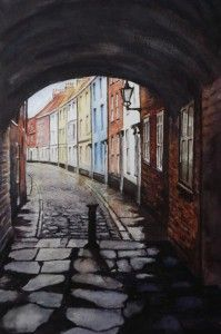 """Archway to the Past"" by Graham Ibson"