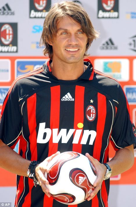 Top 15 AC Milan players of the Last Decade (2000-2010)
