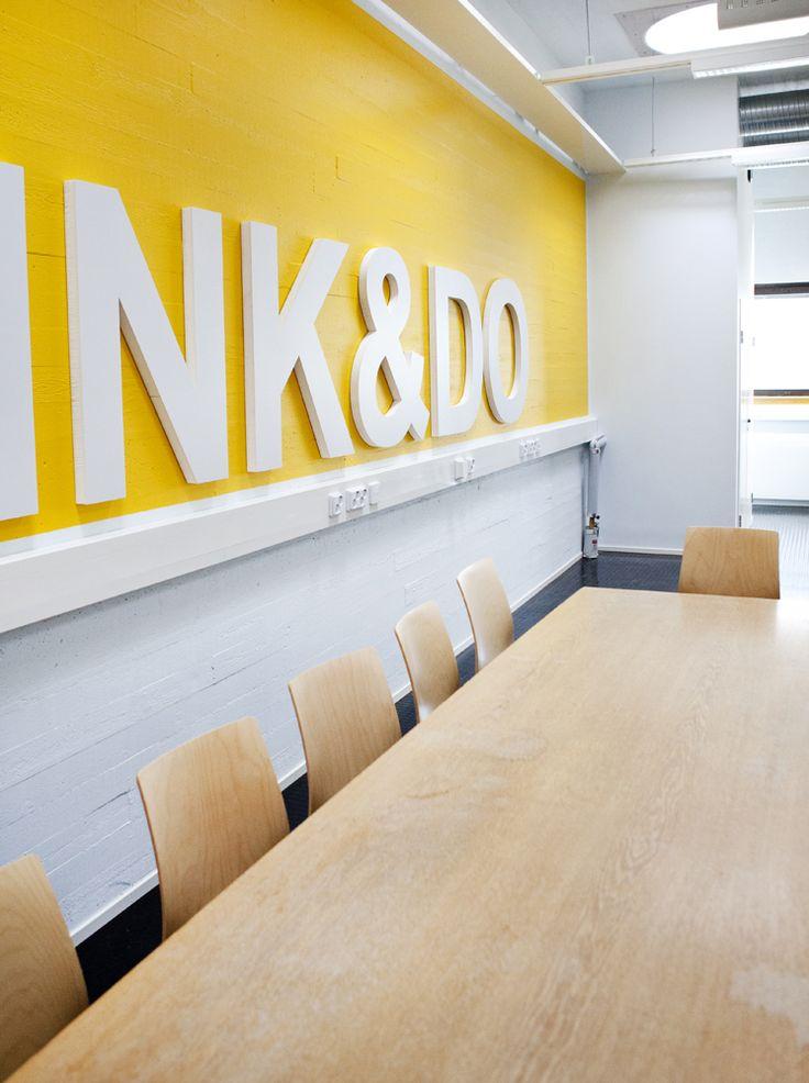 Helsinki Think Company Viikki interior design