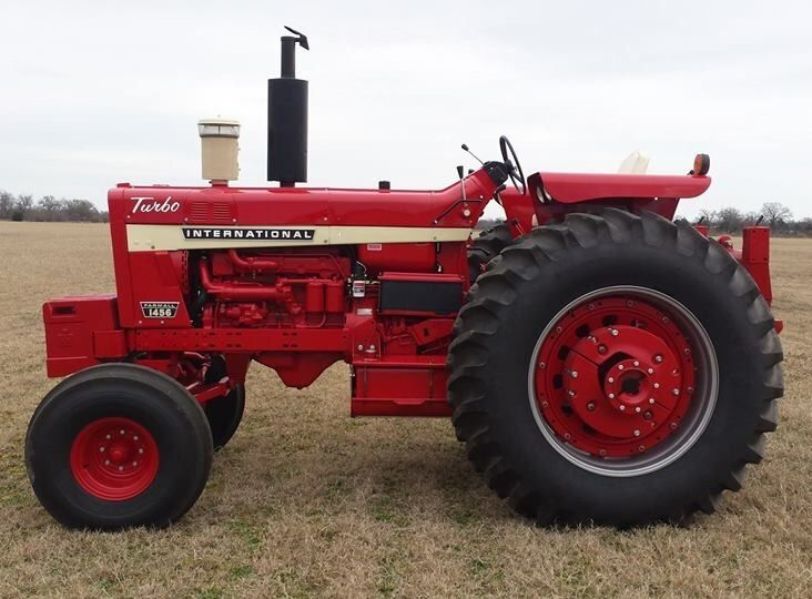 Ih 1456 Tractor : International ih pinterest tractor case
