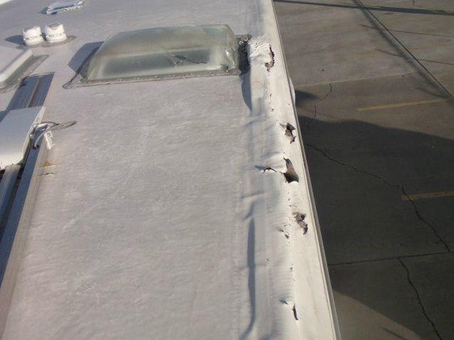 Best 25 Rv Roof Repair Ideas On Pinterest Camper Repair