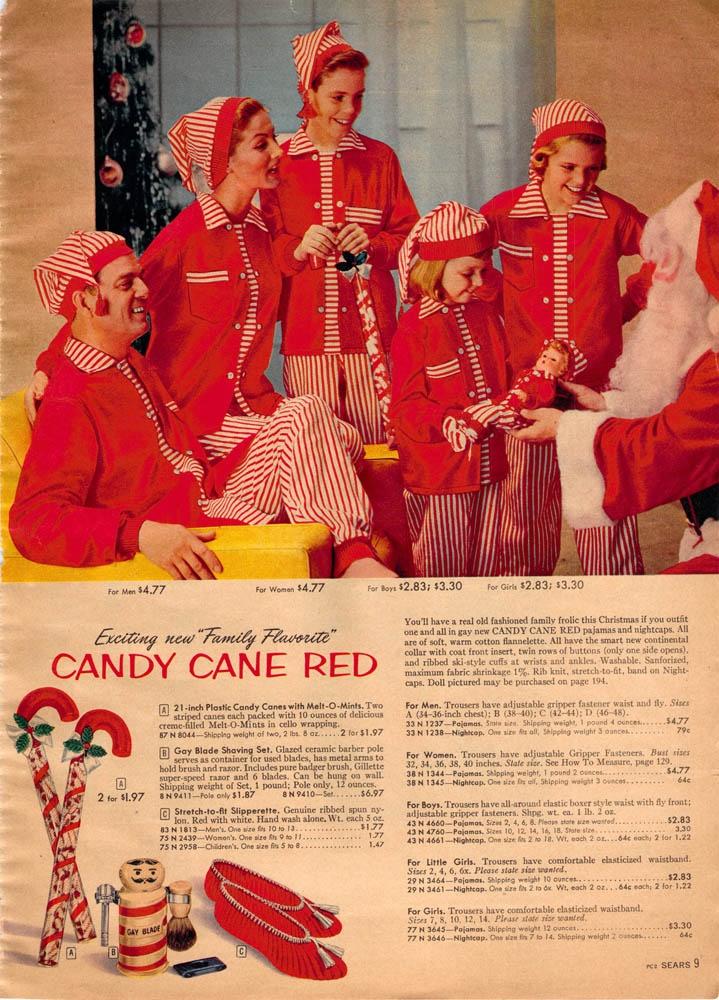 vintage sears christmas catalogue