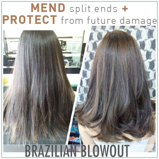 The miracle inch-saving treatment from Brazilian Blowout