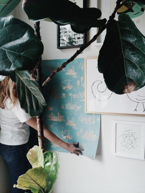 A Day In The Life of Anna Bond of Rifle Paper Co