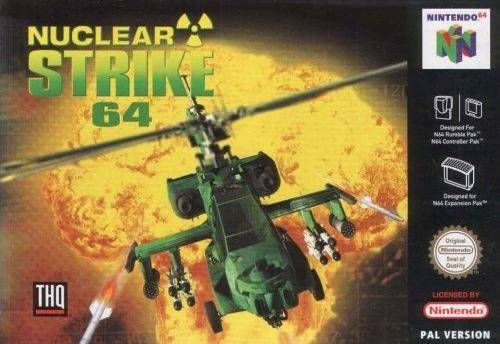Nuclear Strike 64 (N…