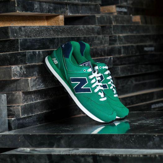 New Balance ML574POG Green za  2 490 Kč