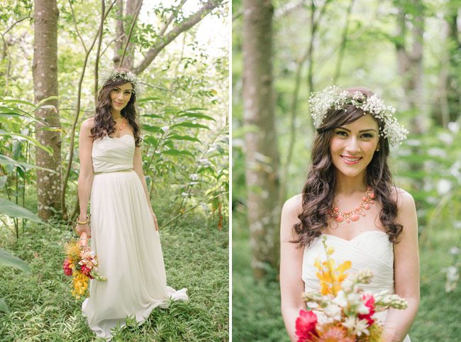Sweet Hawaii Wedding + A Tale of True Love And Commitment: Hanniel + Chris