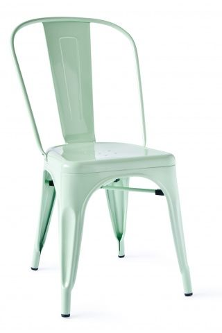 Marais A Side Chair-- wish I could have this pretty green!