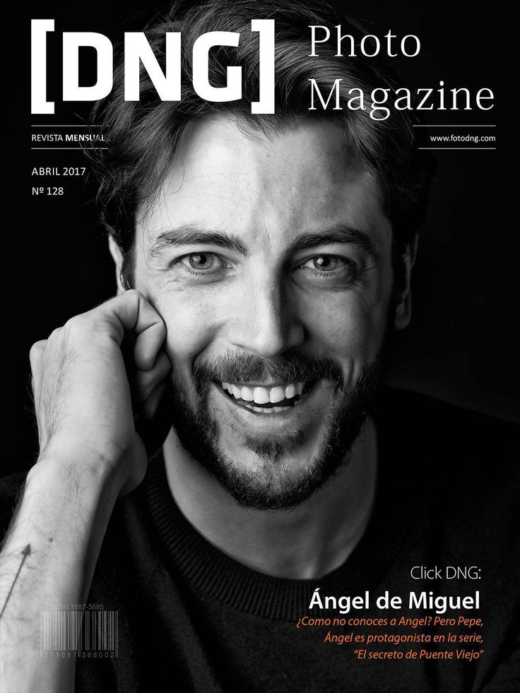 DNG Photo Magazine Nº 128, Abril 2017 disponible para descarga