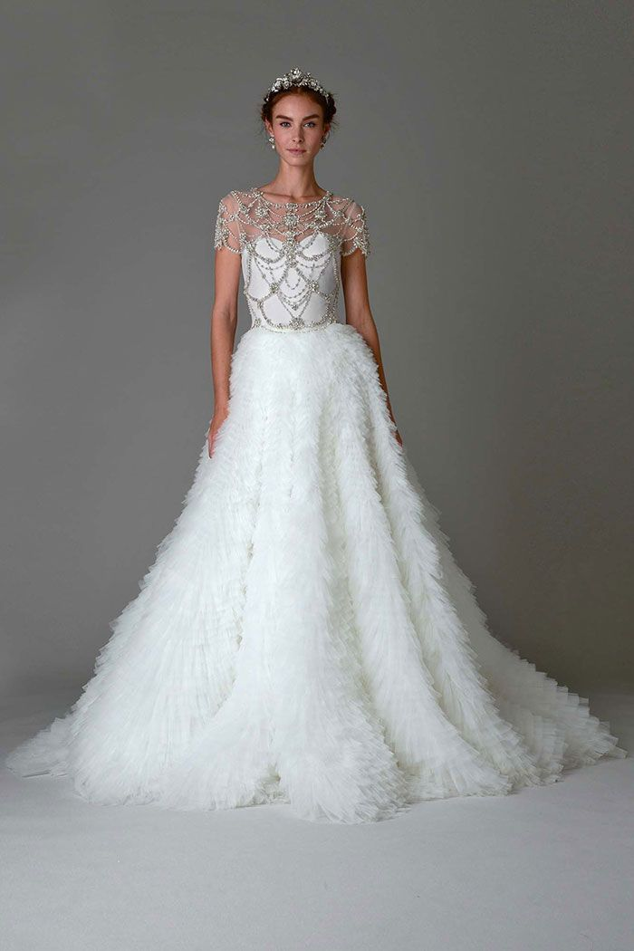 Vestido de Noiva Marchesa