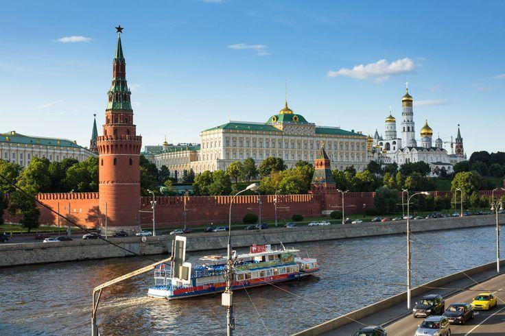 Moscou: um giro pelas melhores atrações da capital da Rússia - Passeio no Rio Moscou