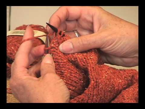 From Jimmy Bean: How To Do Yarn Overs Four Different Ways. Did you know that there are many ways to do a yarn over (YO)? We didn't either, until Terry shared her knowledge of YOs with us. In this instructional video, she shares it with you as well! Find out the various ways to knit a YO depending on whether you are knitting or purling - and the next time you need to YO, you'll be an expert!