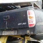 2010 Ford Ranger Çıkma arka Komple Kasa