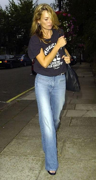 never thought I would crave this type of jeans ever again, but Kate maybe have changed my mind now...