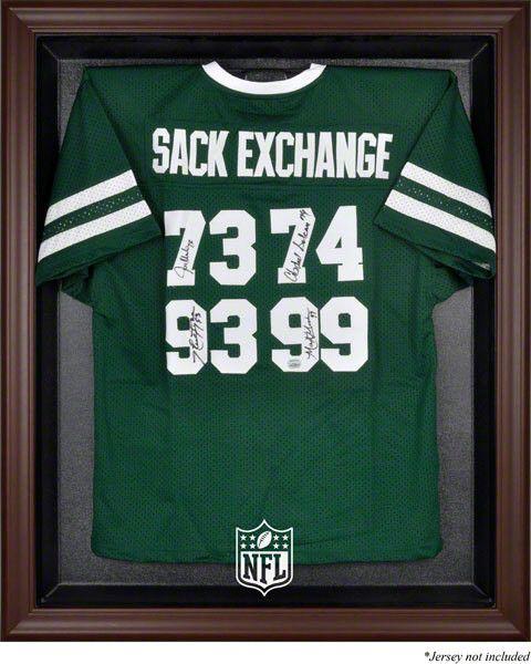 NFL Framed Logo Jersey Display Case