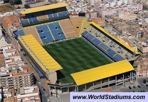 Estadio El Madrigal, Villareal CF