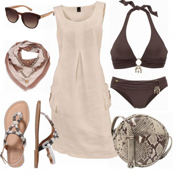 Sommer-Outfits: Heine Look bei FrauenOutfits.de #mode #damenmode #frauenmode #ou…