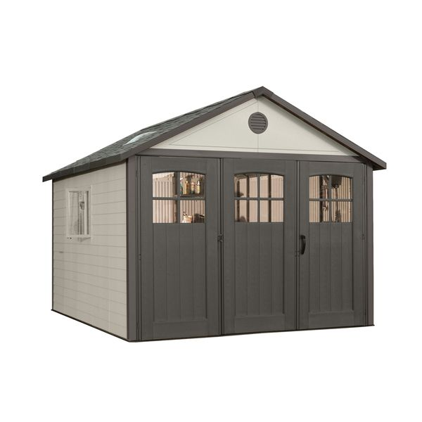 x 21 ft storage building with 9 ft wide carriage door 60026 at the home depot mobile