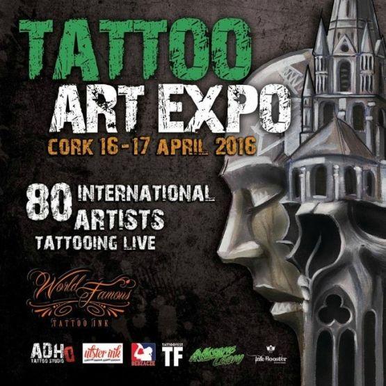 Tattoo Art Expo Cork 2016