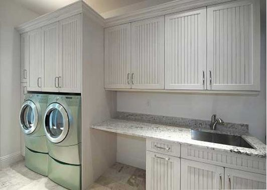Laundry room design idea - Home and Garden Design Ideas