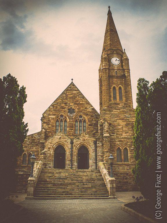 Church , Heidelberg, South Africa | George Fivaz Fine Art Photographer | www.georgefivaz.com
