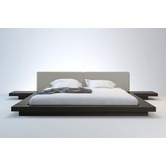 """Worth Platform Bed 