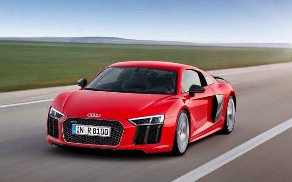 Monkey Motor: Se filtró otra imagen del nuevo Audi R8