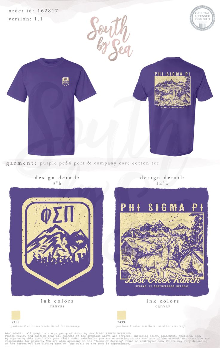South by Sea | Greek Tee Shirts | Greek Tank Tops | Custom Apparel Design | Custom Greek Apparel | Sorority Tee Shirts | Sorority Tanks | Sorority Shirt Designs | Sorority Shirts | TShirts | Sorority T-Shirts | Classic | Custom Greek TShirts | Greek Life | Sorority Clothes | Sorority T-Shirt Ideas | Custom Designs | Custom | Custom Greek | Sorority | Custom Printed T-Shirts | Recruitment | Retreat | Mountains | Forest | Camping | Deer