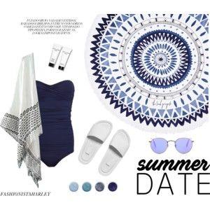 Beach Summer Date //