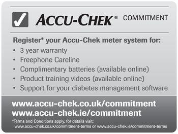 Accu-Chek® Mobile Test & Go Technology