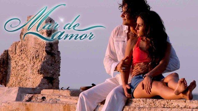 """""""Mar de Amor"""" nova novela do SBT"""