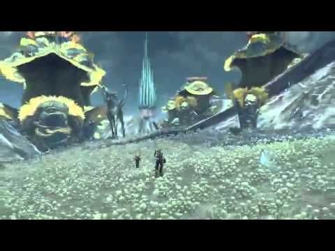 Xenoblade Chronicles X Gameplay Trailer