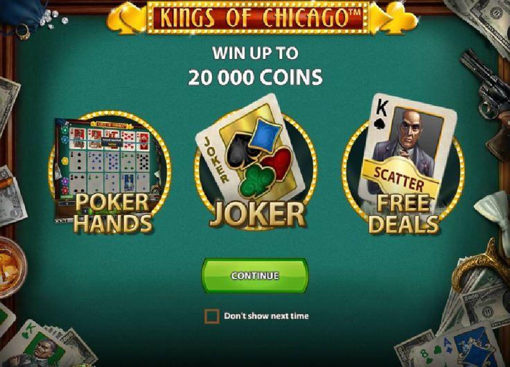 Ruce vzhůru, hlídejte si své bohatství! http://www.hraci-automaty.com/hry/automaty-kings-of-chicago #vyhra #automatyonlinezdarma #jackpot