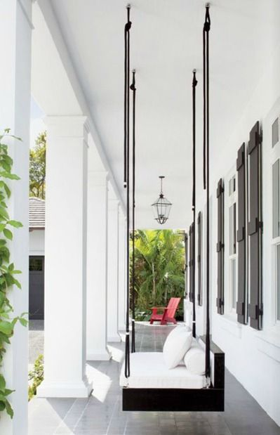 Porches + Swings + More