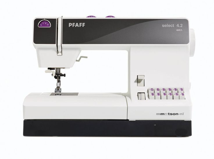 Pfaff Select 4.2 - Matson naaimachines