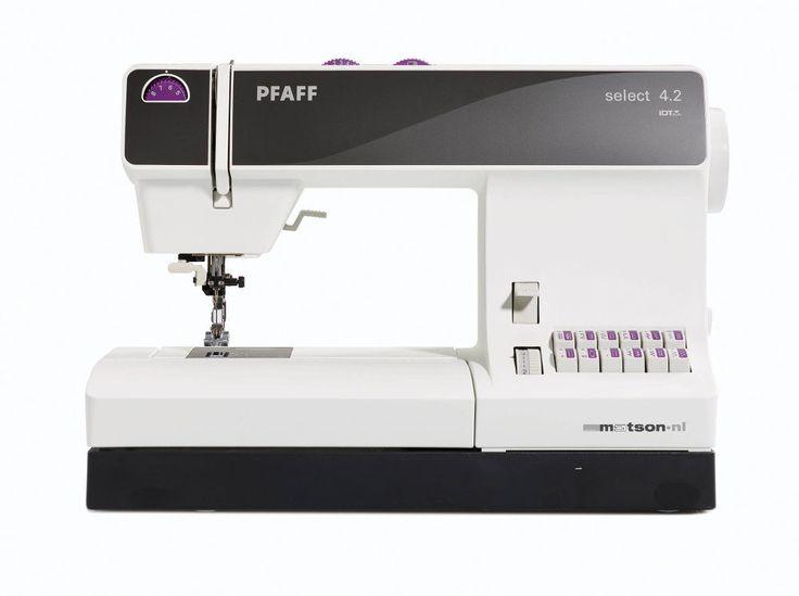 Pfaff Select 4.2 - Matson naaimachines