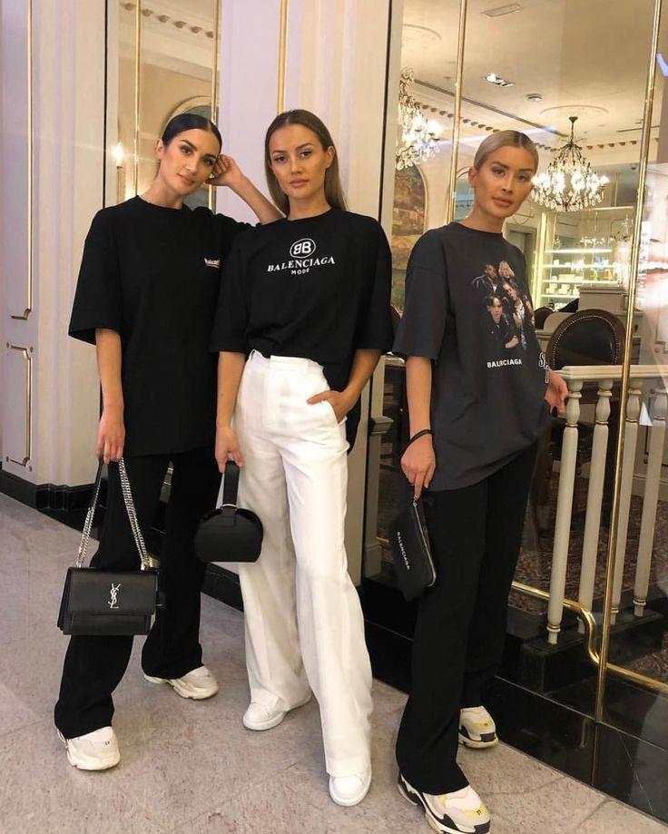 "Womenswear auf Instagram: ""Team @noracim @ardiananicki @alberitanicki"