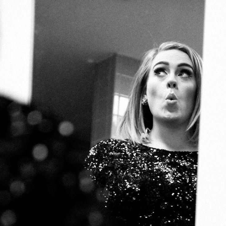 """""""Philadelphia, PA / Wells Fargo Arena / Sept 10"""" - Adele on Instagram"""