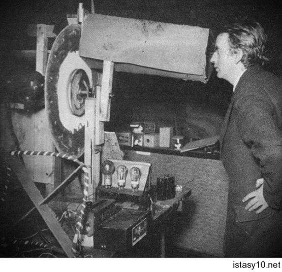 İlk Televizyon Nasıldı?