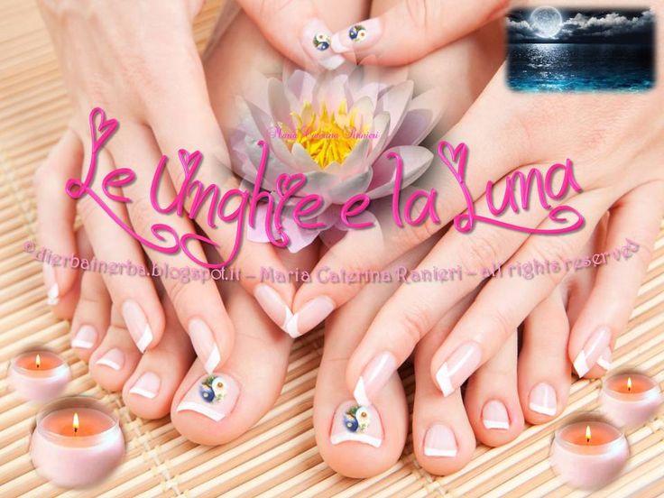 Visita il mio blog e scoprirai quando è meglio curare o semplicemente tagliare le tue unghie...
