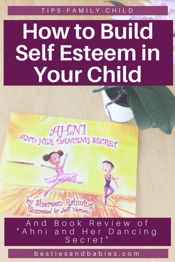 how to build your self esteem books