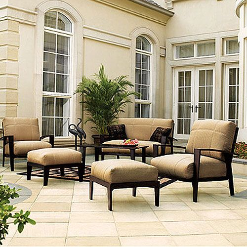 Urban Haven Conversation Set Replacement Cushions Home
