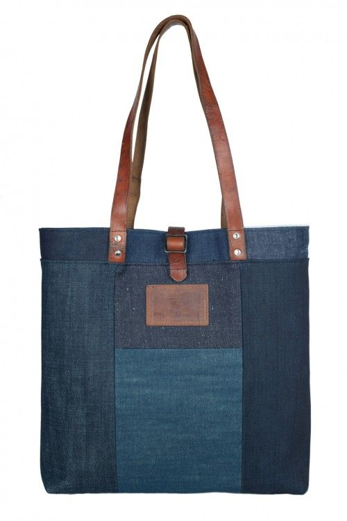selfedge denim bag