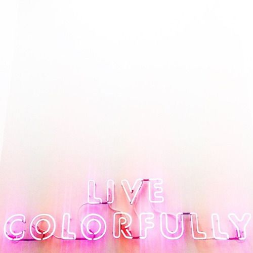 Live colorfully. Get your own custom #neon #sign at www.sygns.com