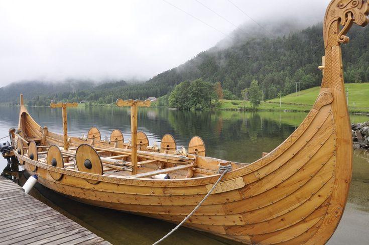 Vikings' ship 3 by Dracona666STOCK.deviantart.com on @deviantART